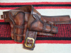 Aged Cheyenne Money Belt Rig
